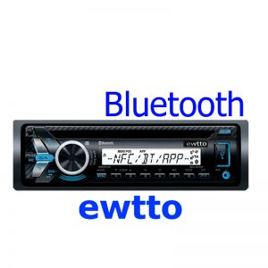 Radio Ewtto de Bluetooth