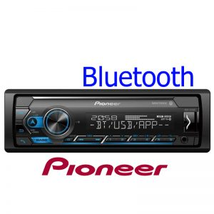 Radio Pioneer de Bluetooth MVH-S325BT